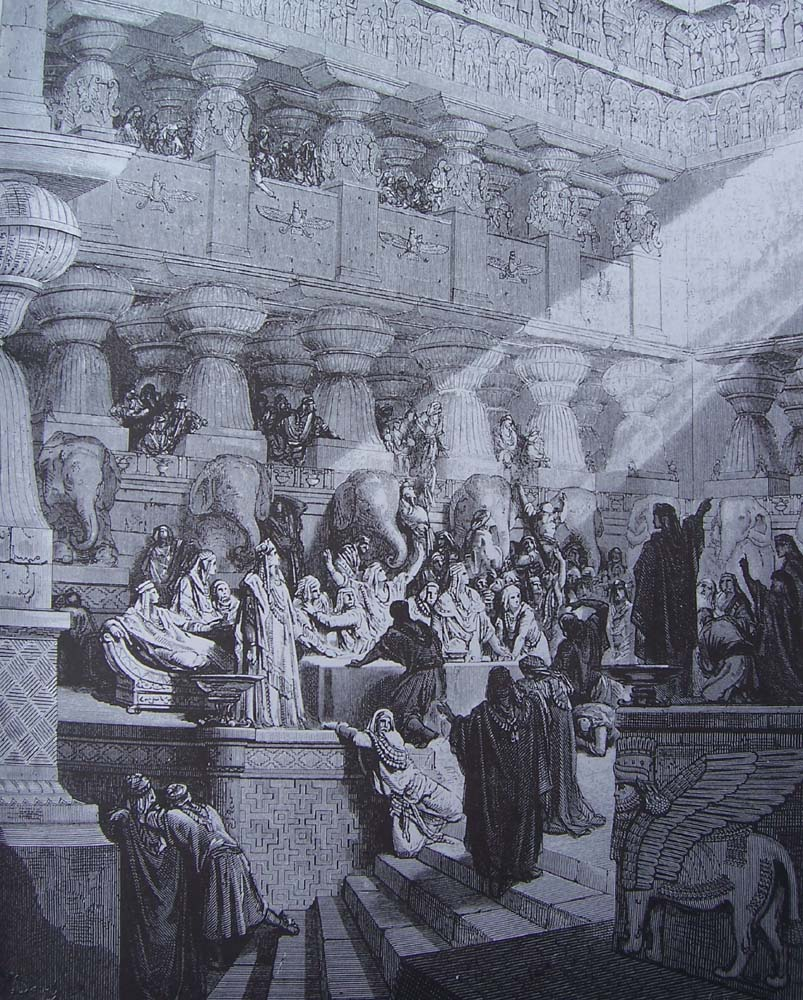 La Bible illustrée par Gustave Doré - Page 6 Gravu141