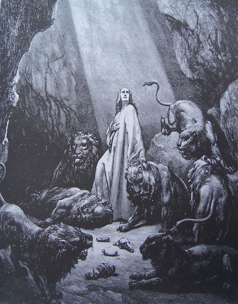 La Bible illustrée par Gustave Doré - Page 6 Gravu142