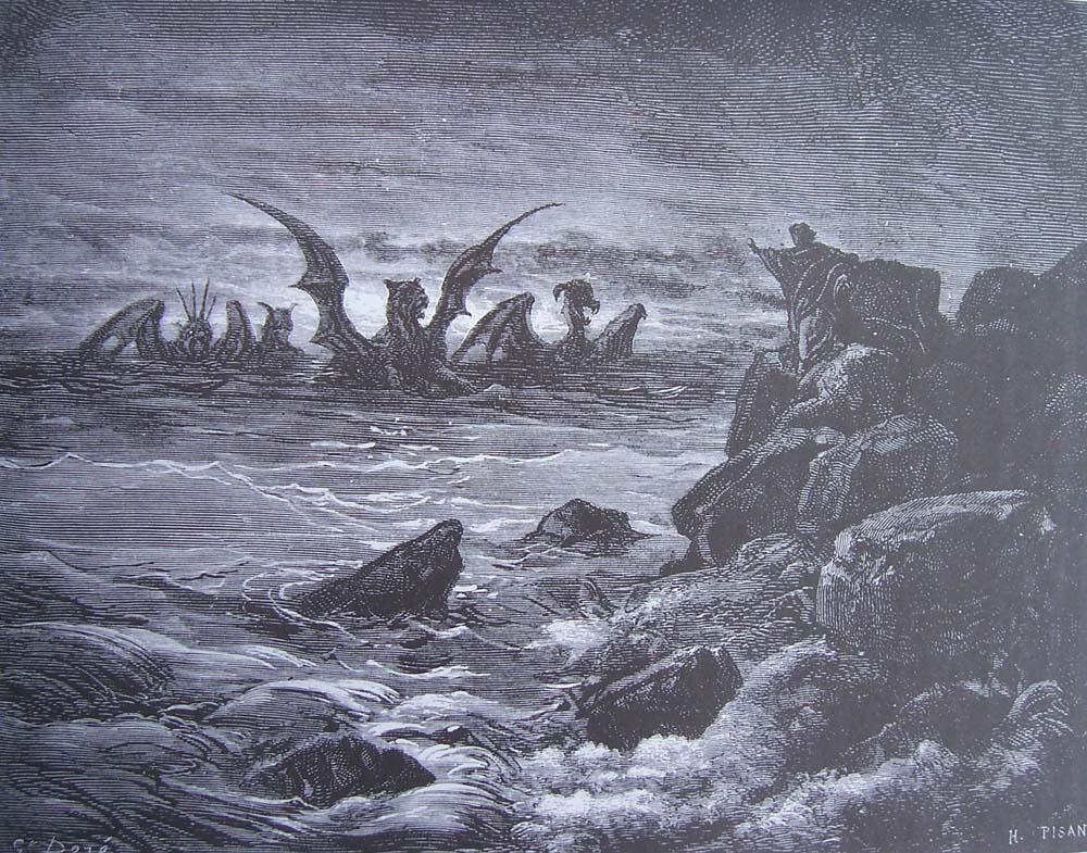 La Bible illustrée par Gustave Doré - Page 6 Gravu143