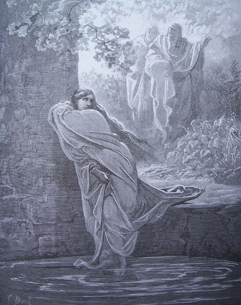 La Bible illustrée par Gustave Doré - Page 6 Gravu144