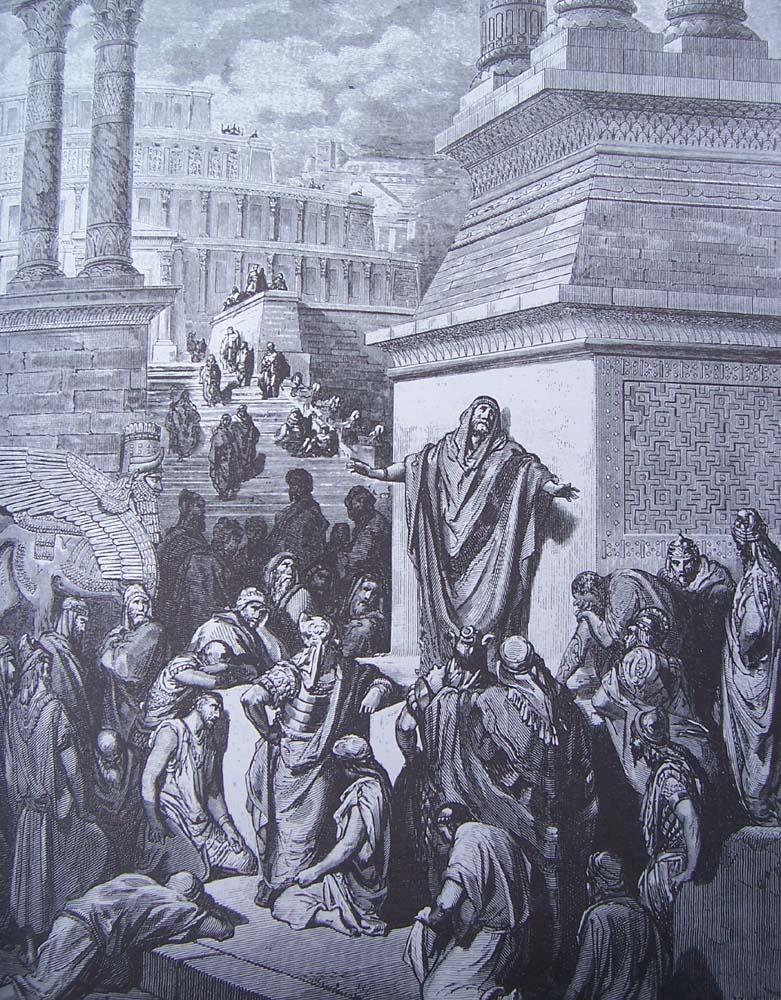 La Bible illustrée par Gustave Doré - Page 6 Gravu147