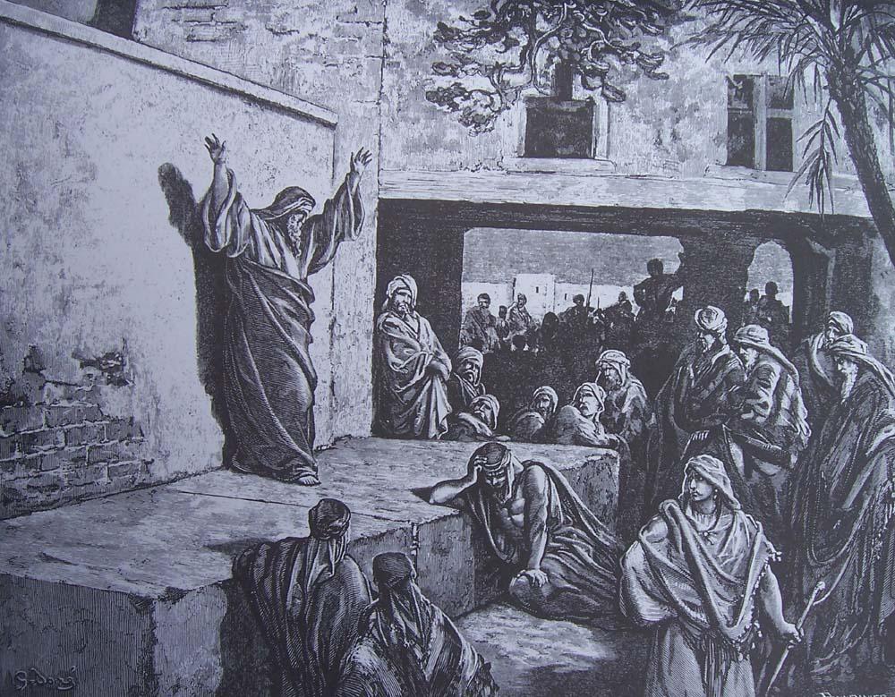 La Bible illustrée par Gustave Doré - Page 6 Gravu148