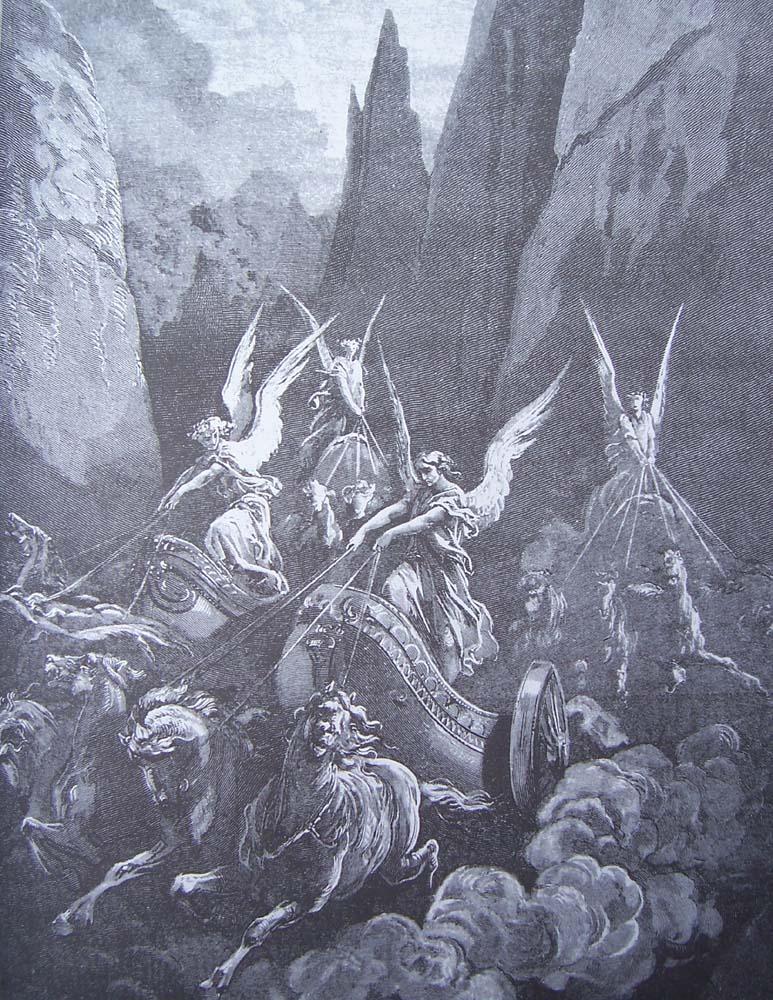 La Bible illustrée par Gustave Doré - Page 6 Gravu149