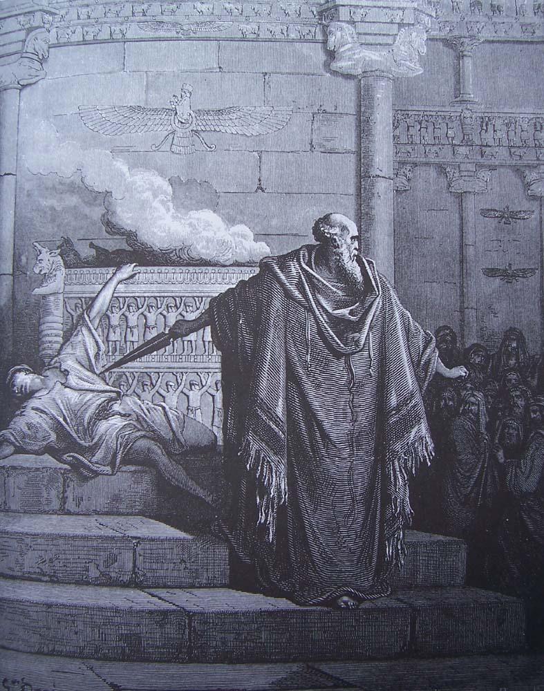 La Bible illustrée par Gustave Doré - Page 6 Gravu150