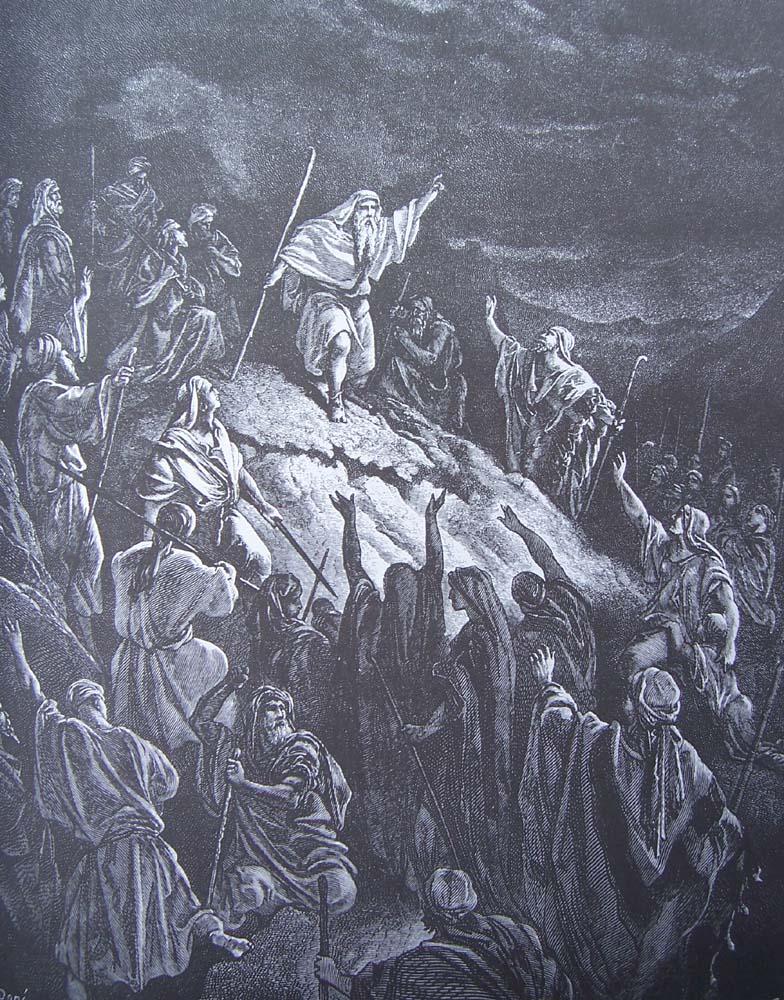 La Bible illustrée par Gustave Doré - Page 6 Gravu151