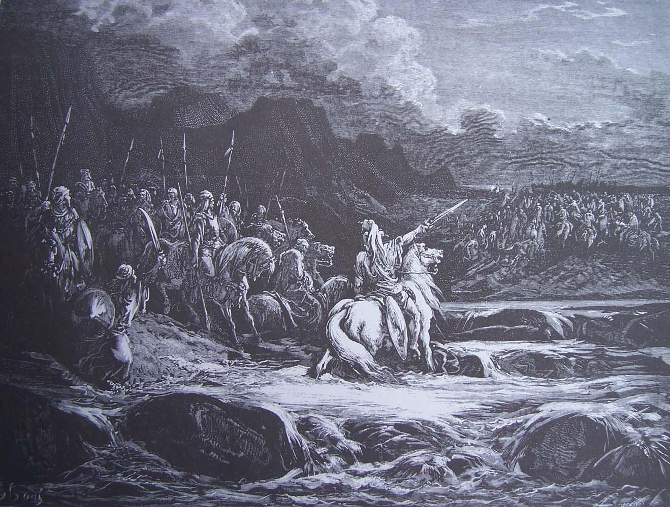 La Bible illustrée par Gustave Doré - Page 6 Gravu152