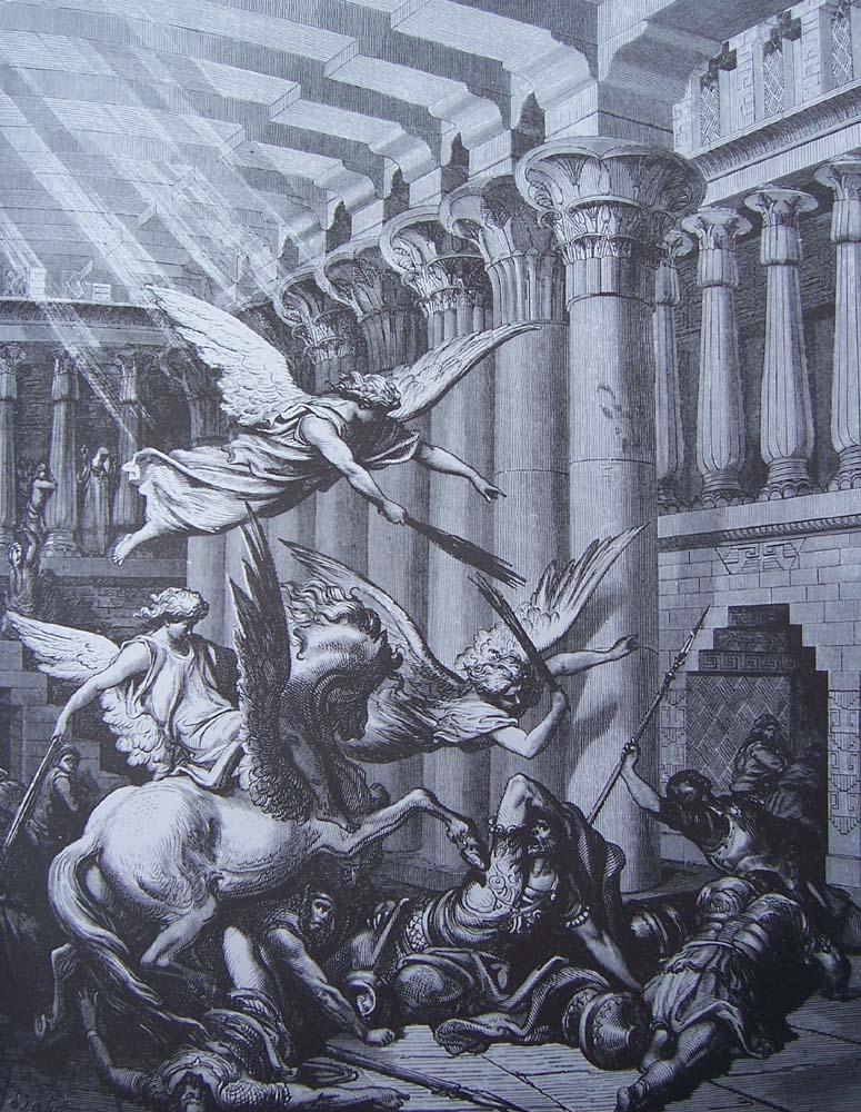 La Bible illustrée par Gustave Doré - Page 6 Gravu155