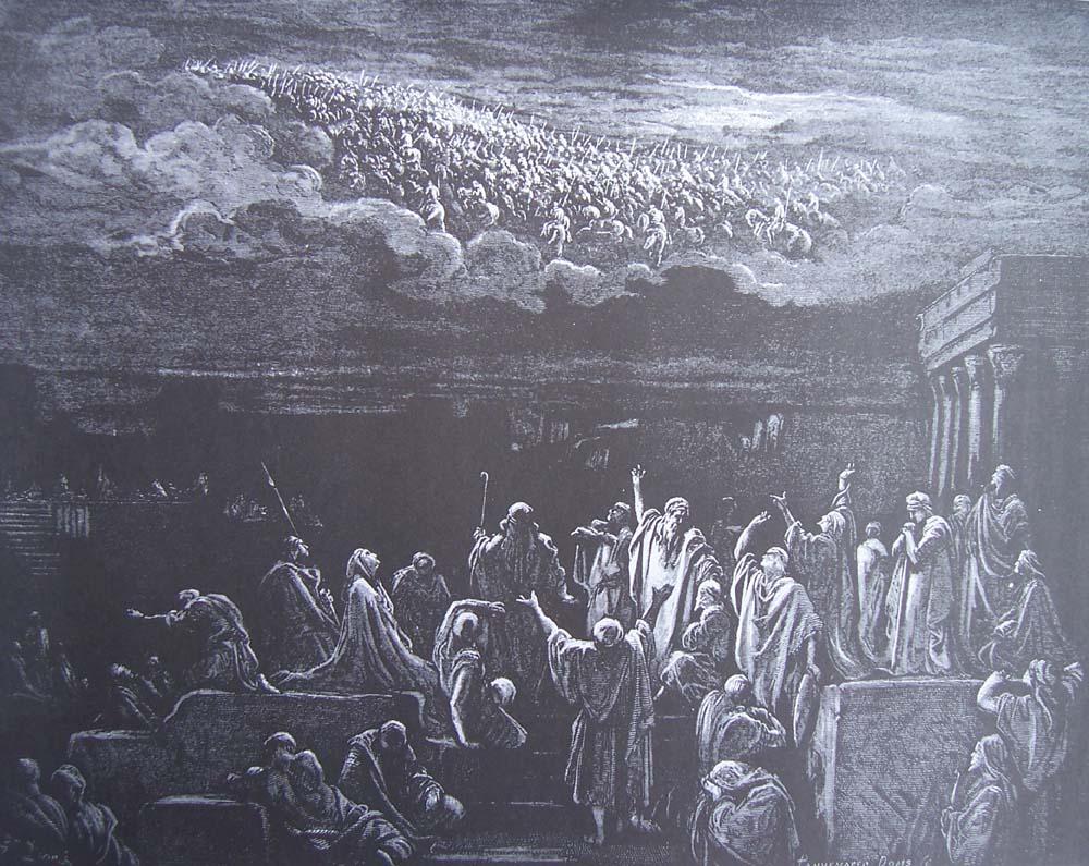 La Bible illustrée par Gustave Doré - Page 6 Gravu156