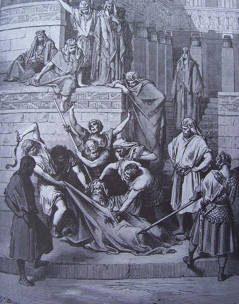 La Bible illustrée par Gustave Doré - Page 6 Gravu157
