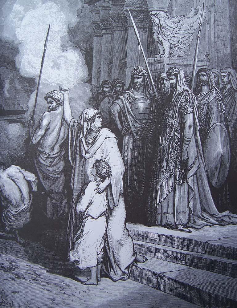 La Bible illustrée par Gustave Doré - Page 7 Gravu158