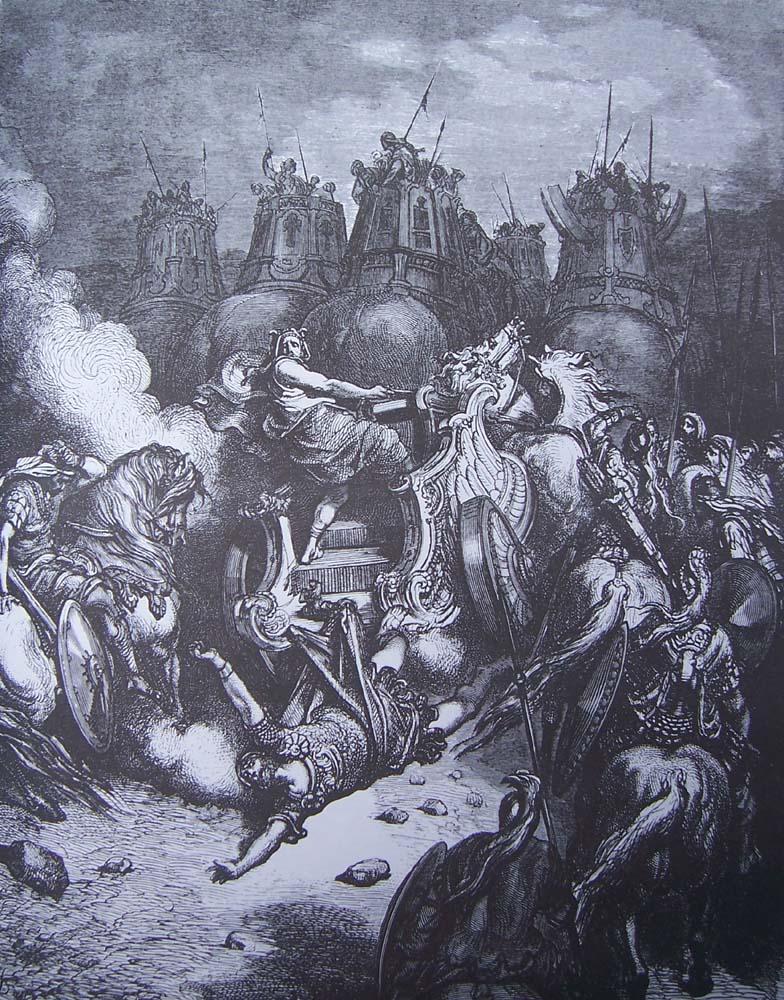 La Bible illustrée par Gustave Doré - Page 7 Gravu159