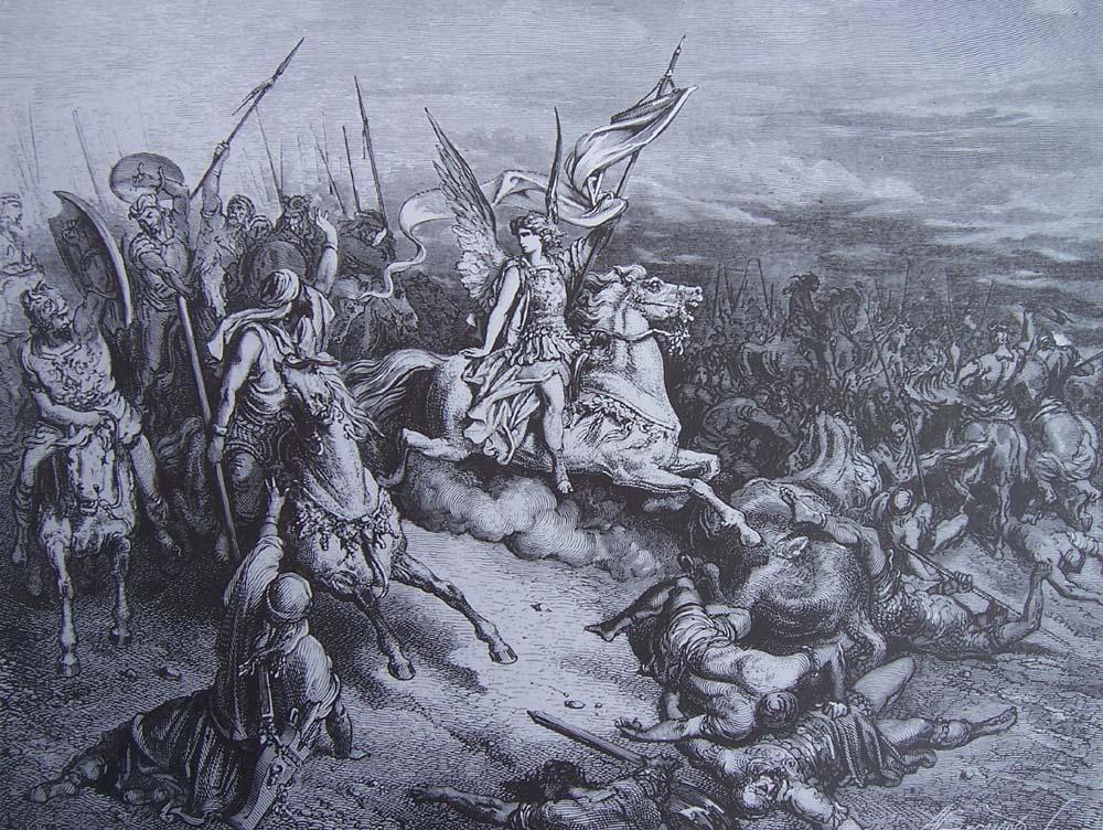 La Bible illustrée par Gustave Doré - Page 7 Gravu160