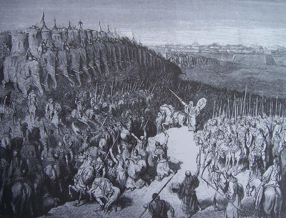 La Bible illustrée par Gustave Doré - Page 7 Gravu161