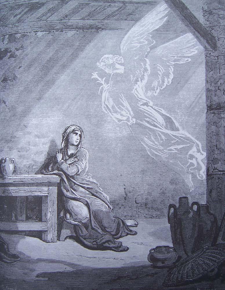 La Bible illustrée par Gustave Doré - Page 7 Gravu162
