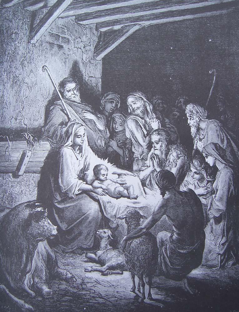 La Bible illustrée par Gustave Doré - Page 7 Gravu163