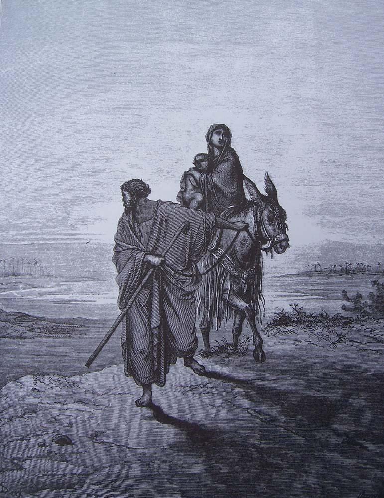 La Bible illustrée par Gustave Doré - Page 7 Gravu165