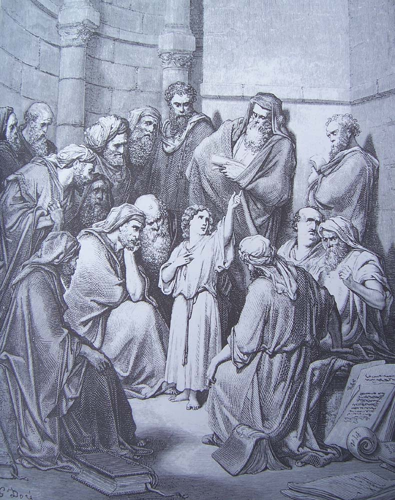 La Bible illustrée par Gustave Doré - Page 7 Gravu167
