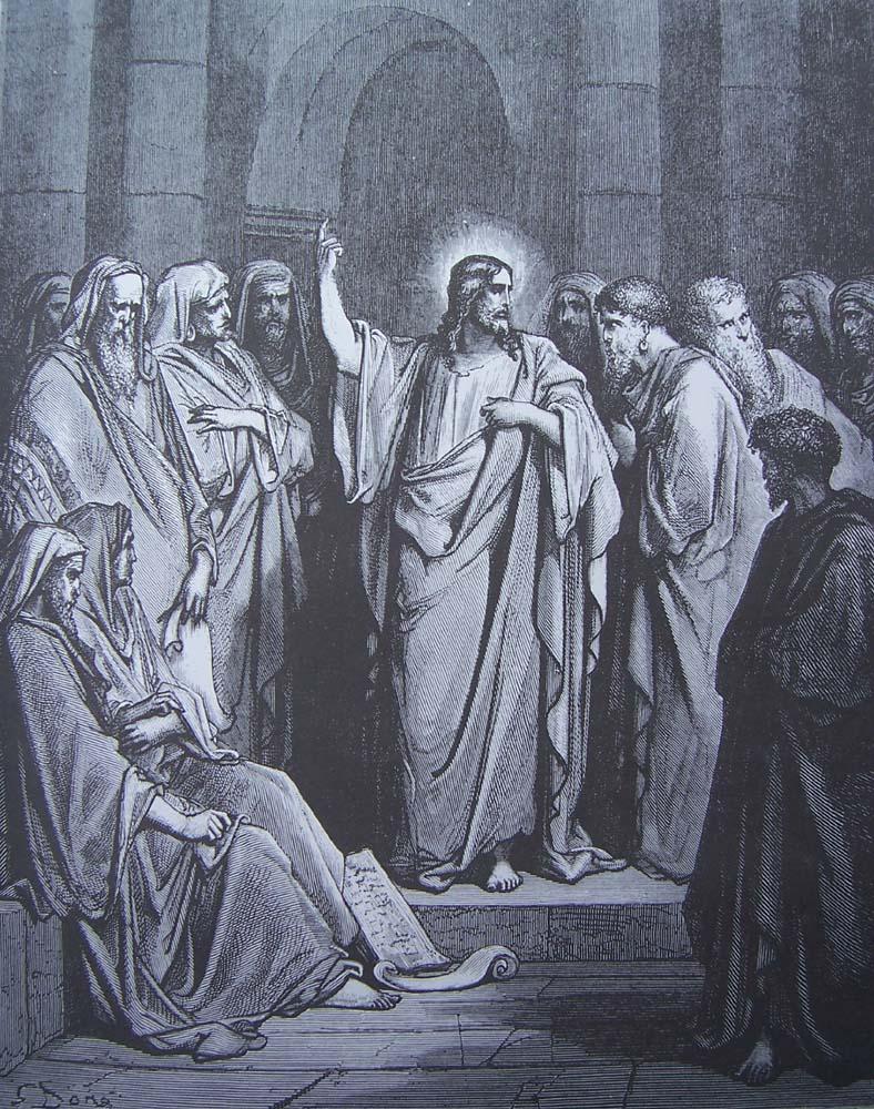 La Bible illustrée par Gustave Doré - Page 7 Gravu173