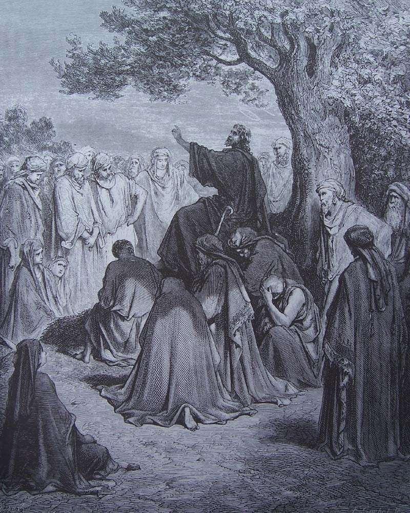 La Bible illustrée par Gustave Doré - Page 7 Gravu176