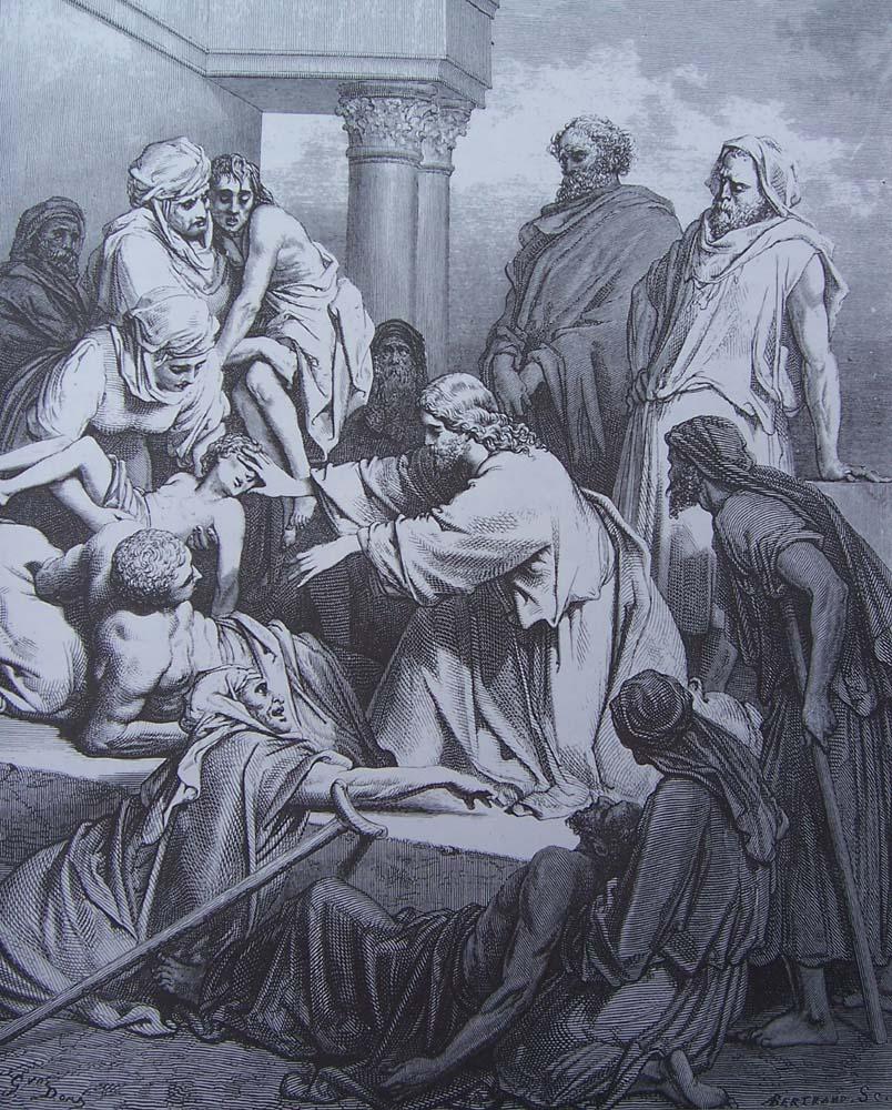 La Bible illustrée par Gustave Doré - Page 7 Gravu177
