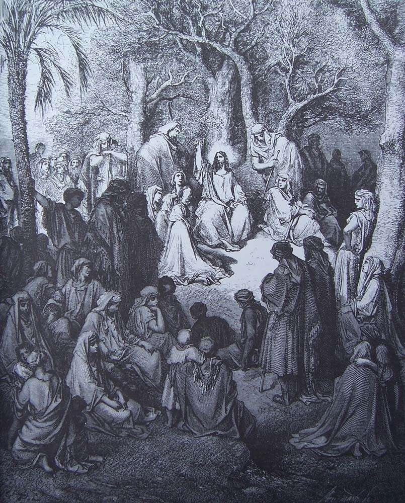 La Bible illustrée par Gustave Doré - Page 7 Gravu178