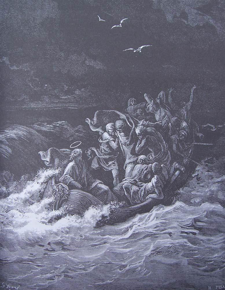 La Bible illustrée par Gustave Doré - Page 7 Gravu179