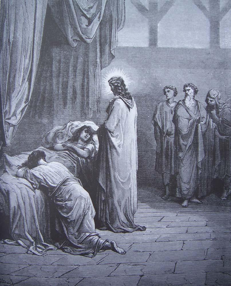 La Bible illustrée par Gustave Doré - Page 7 Gravu181