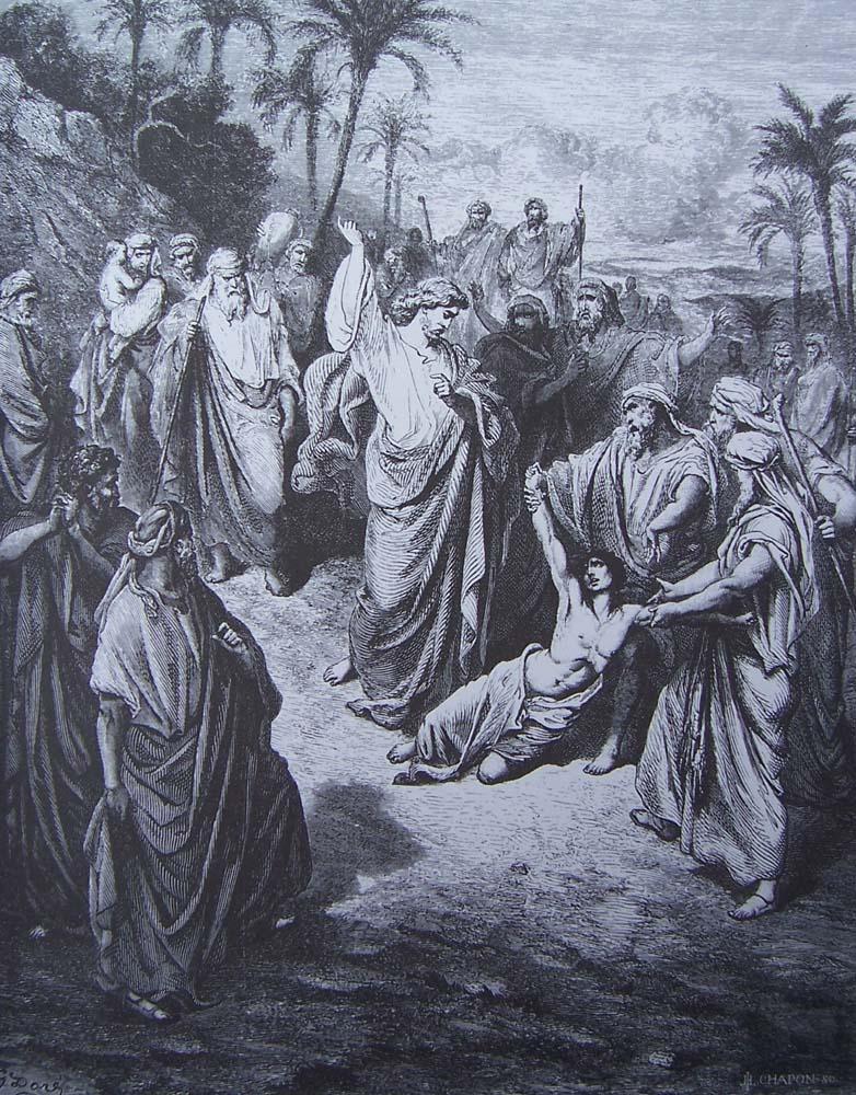 La Bible illustrée par Gustave Doré - Page 7 Gravu182