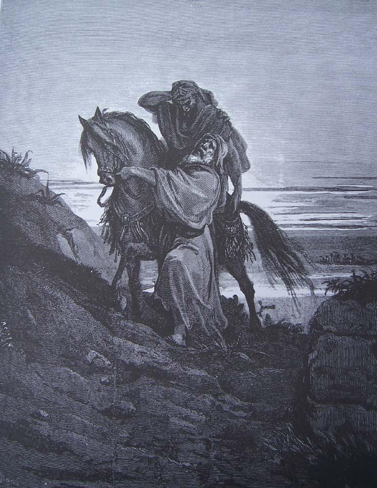 La Bible illustrée par Gustave Doré - Page 8 Gravu188