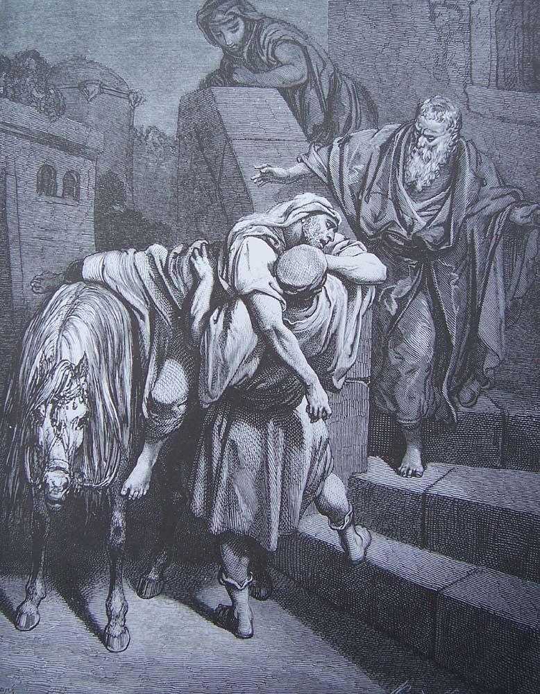 La Bible illustrée par Gustave Doré - Page 8 Gravu189