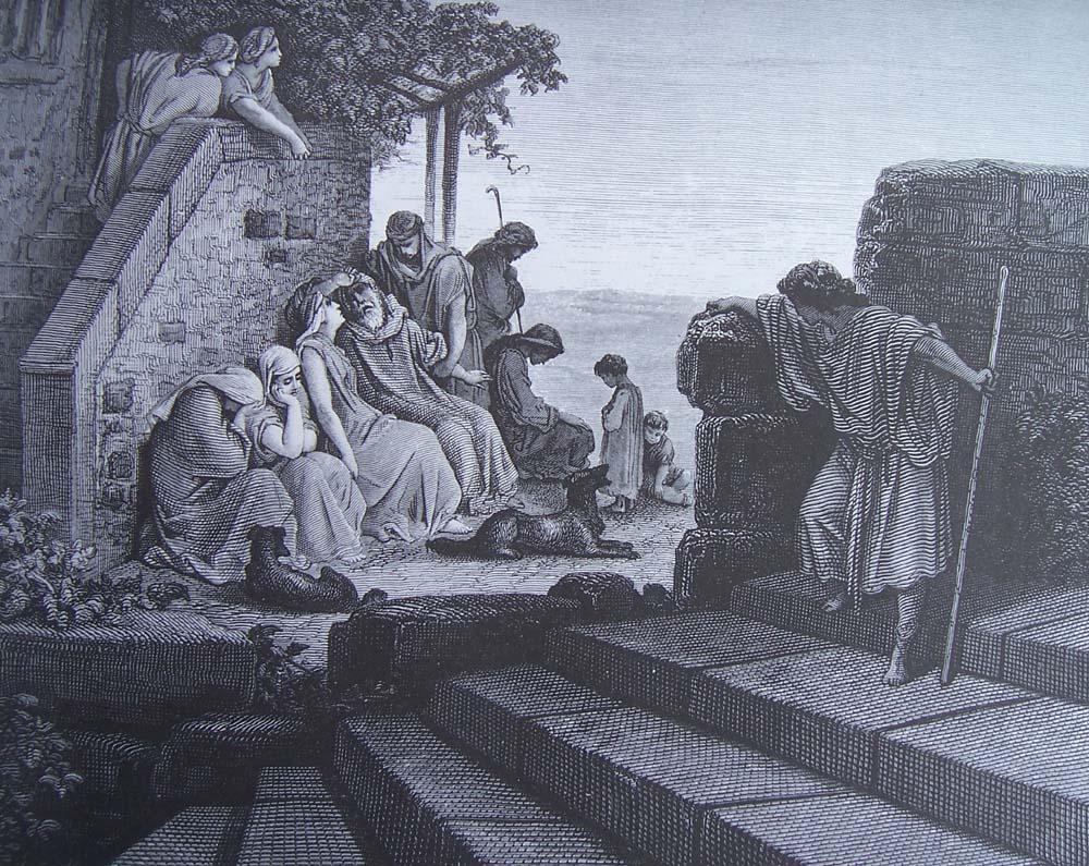 La Bible illustrée par Gustave Doré - Page 8 Gravu191