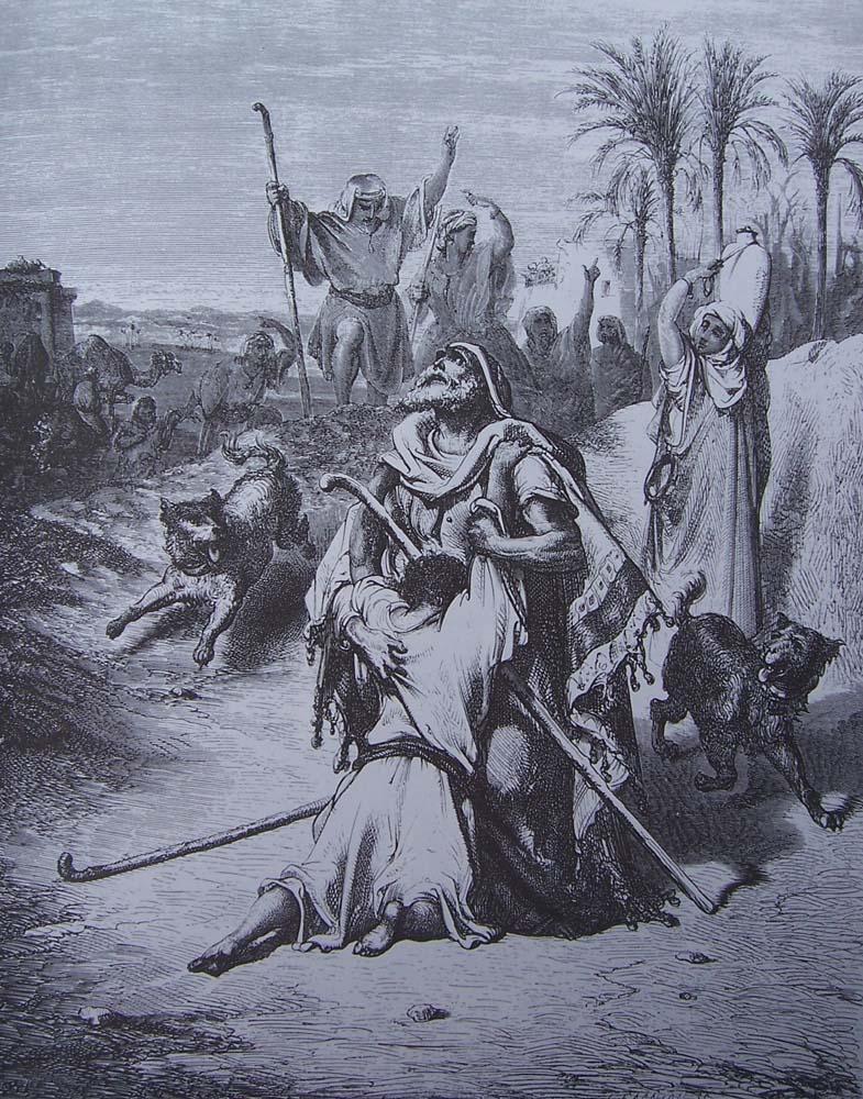 La Bible illustrée par Gustave Doré - Page 8 Gravu192