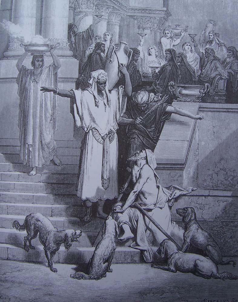 La Bible illustrée par Gustave Doré - Page 8 Gravu193