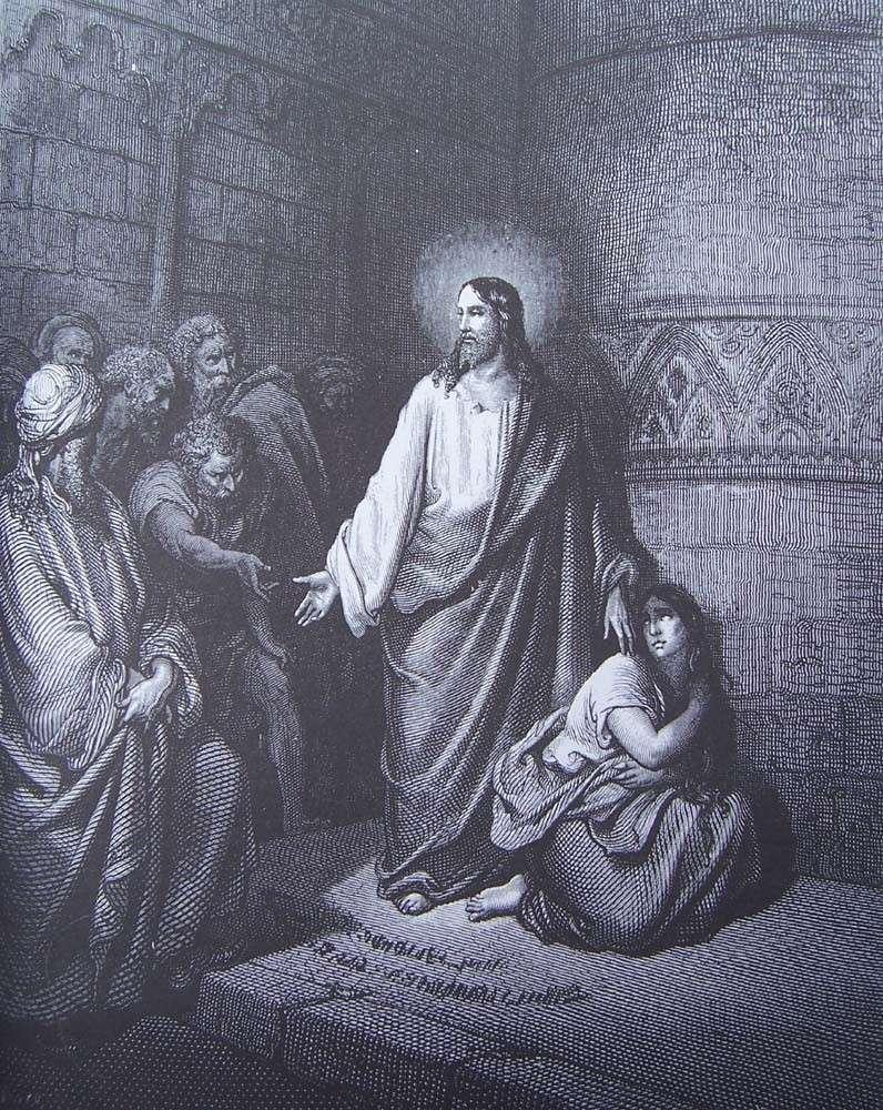 La Bible illustrée par Gustave Doré - Page 8 Gravu194