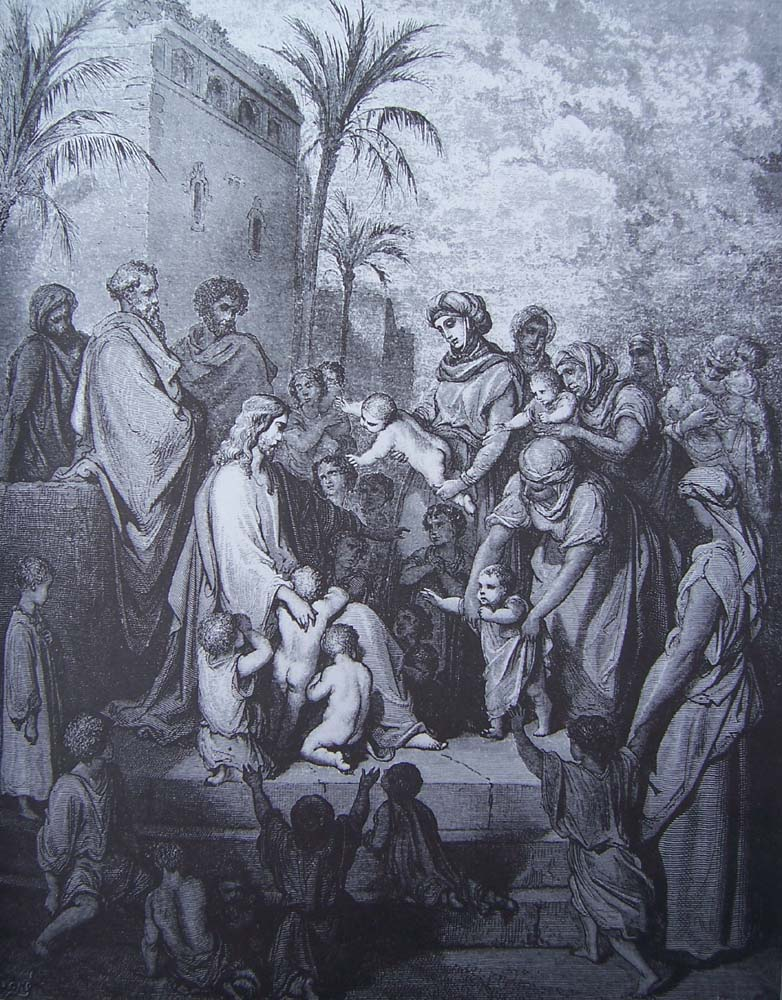 La Bible illustrée par Gustave Doré - Page 8 Gravu196