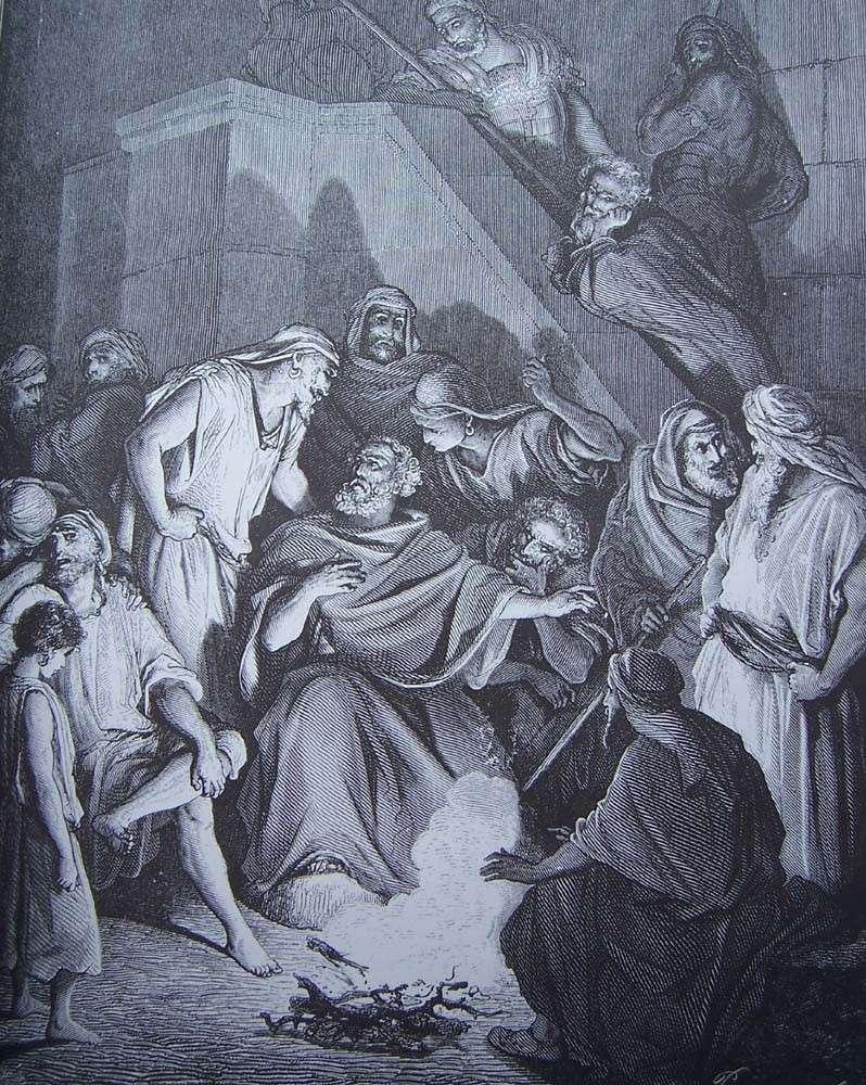 La Bible illustrée par Gustave Doré - Page 8 Gravu206