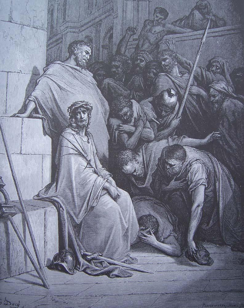 La Bible illustrée par Gustave Doré - Page 9 Gravu209