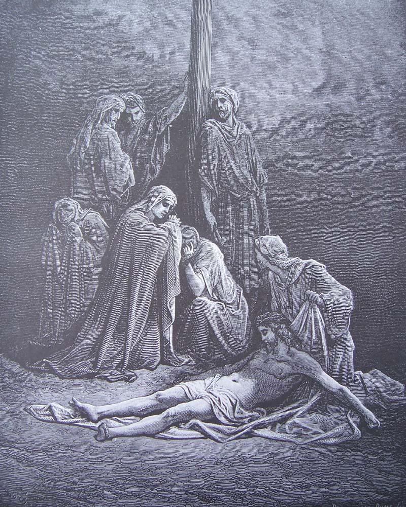 La Bible illustrée par Gustave Doré - Page 9 Gravu218