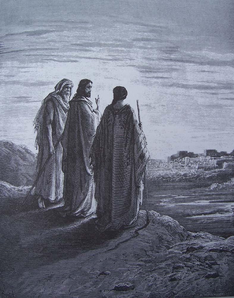 La Bible illustrée par Gustave Doré - Page 9 Gravu221