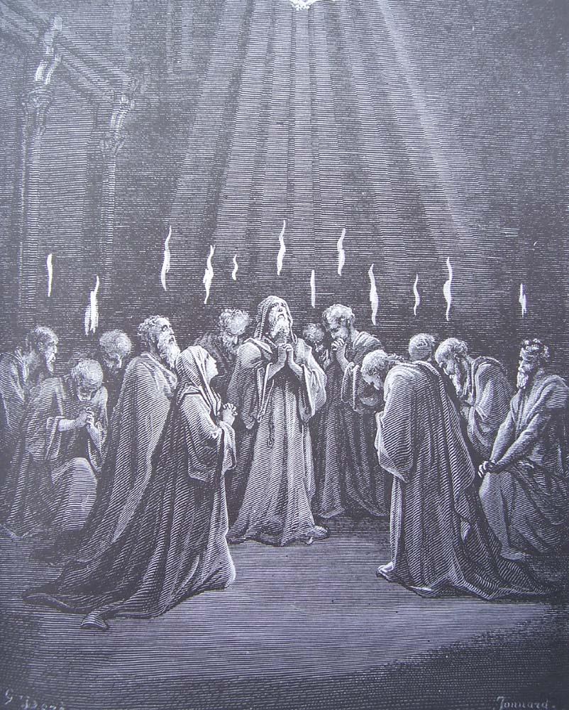 La Bible illustrée par Gustave Doré - Page 9 Gravu223