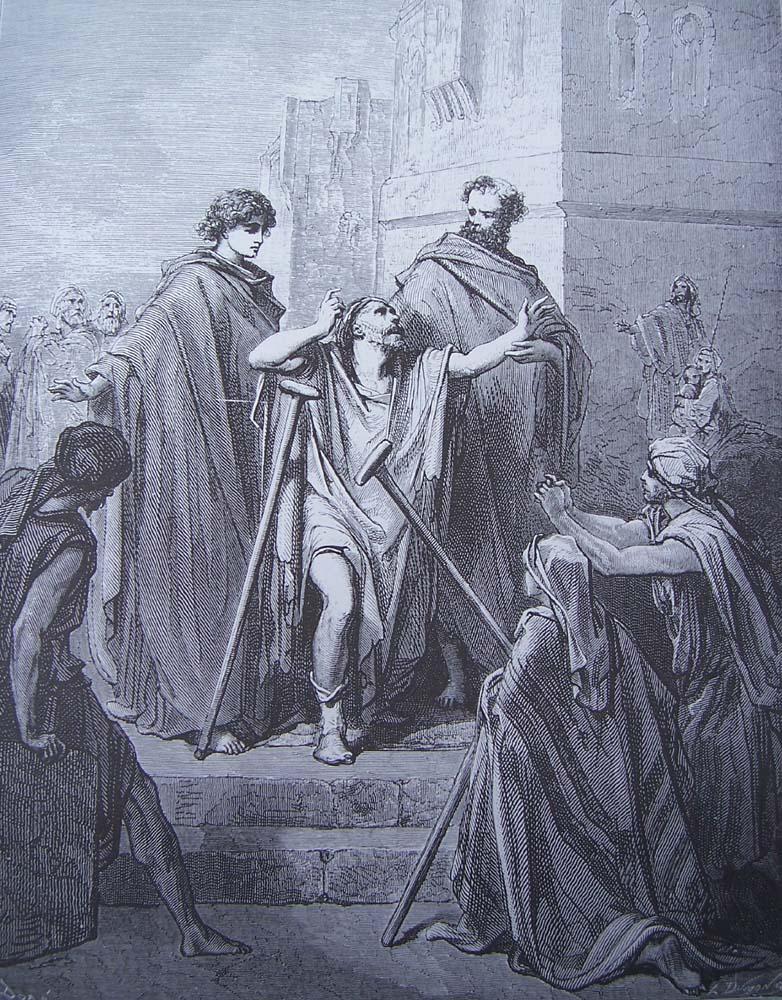 La Bible illustrée par Gustave Doré - Page 9 Gravu225