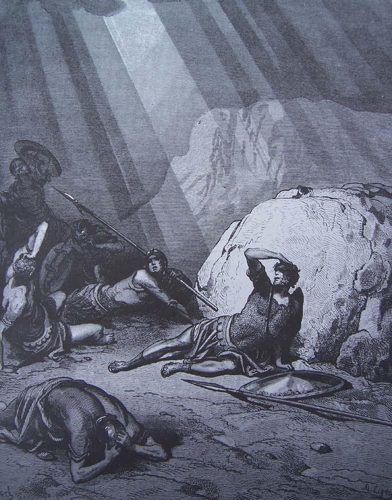 La Bible illustrée par Gustave Doré - Page 9 Gravu227