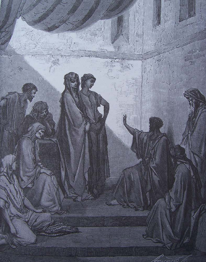 La Bible illustrée par Gustave Doré - Page 9 Gravu228