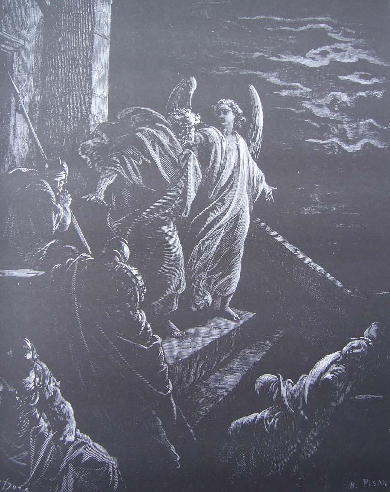 La Bible illustrée par Gustave Doré - Page 9 Gravu229