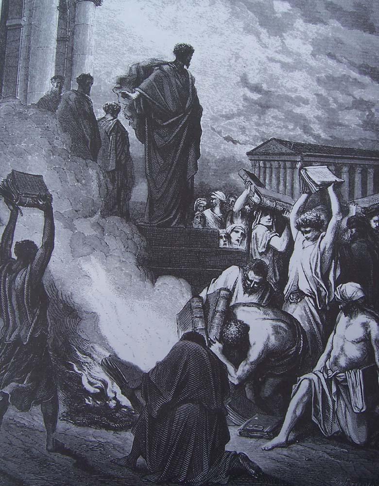La Bible illustrée par Gustave Doré - Page 9 Gravu231