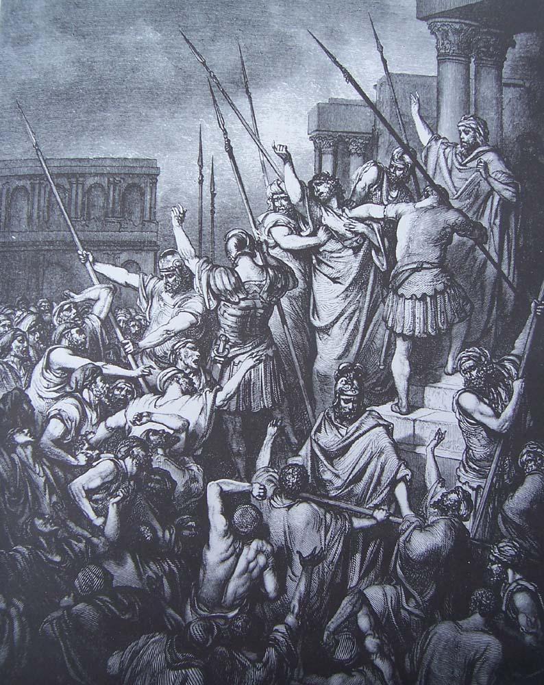 La Bible illustrée par Gustave Doré - Page 9 Gravu232