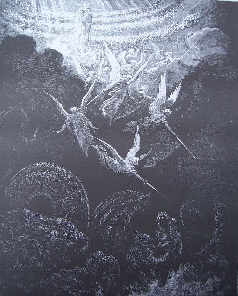 La Bible illustrée par Gustave Doré - Page 10 Gravu234