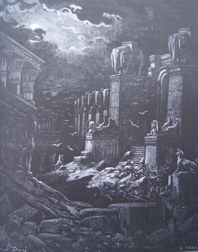 La Bible illustrée par Gustave Doré - Page 10 Gravu235