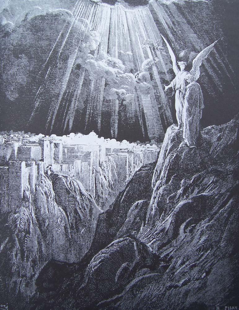 La Bible illustrée par Gustave Doré - Page 10 Gravu237