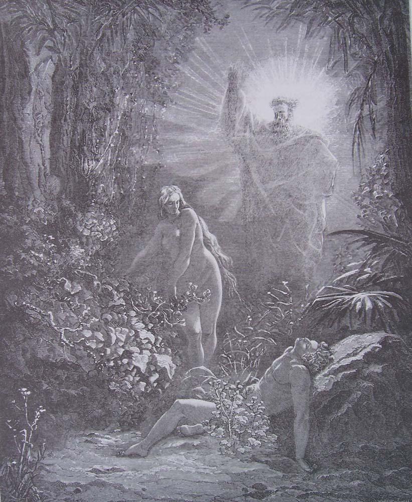 La Bible illustrée par Gustave Doré Gravur11